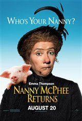 Nanny McPhee Returns Movie Poster Movie Poster
