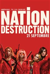 Nation destruction Affiche de film