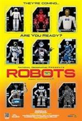 National Geographic Presents: Robots Movie Poster