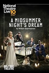 National Theatre Live: A Midsummer Night's Dream Large Poster