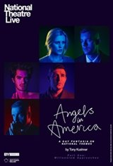 National Theatre Live: Angels in America Part One: Millennium Approaches Movie Poster