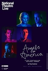 National Theatre Live: Angels in America Part Two: Perestroika Movie Poster