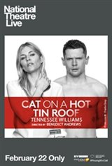 National Theatre Live: Cat on a Hot Tin Roof Affiche de film