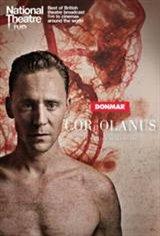 National Theatre Live: Coriolanus ENCORE Movie Poster