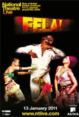 National Theatre Live: Fela! Movie Poster