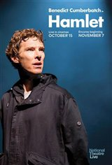 National Theatre Live: Hamlet (2015) Large Poster