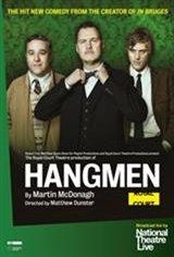 National Theatre Live: Hangmen Movie Poster