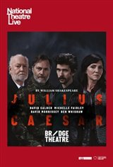National Theatre Live : Julius Caesar Movie Poster