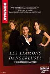 National Theatre Live: Les liaisons dangereuses Movie Poster