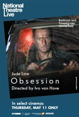 National Theatre Live: Obsession ENCORE Movie Poster