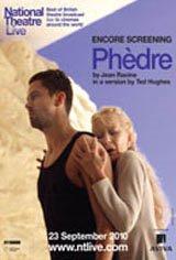 National Theatre Live: Phèdre (Encore) Movie Poster