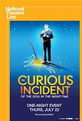 National Theatre Live: The Curious Incident of the Dog in the Night-Time (2021 Encore) Movie Poster