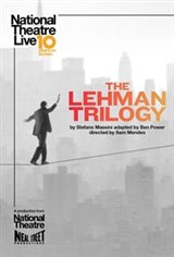 National Theatre Live: The Lehman Trilogy Movie Poster