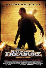 National Treasure Movie Poster Movie Poster