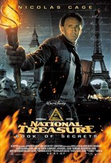 National Treasure: Book of Secrets Movie Poster Movie Poster