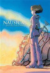 Nausicaä of the Valley of the Wind (Dubbed) Movie Poster