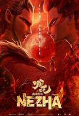 Ne Zha Movie Poster Movie Poster