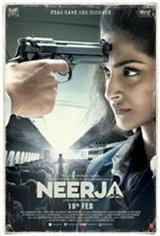 Neerja Movie Poster