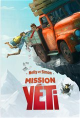 Nelly & Simon: Mission Yeti Affiche de film