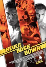 Never Back Down Movie Poster Movie Poster