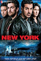 New York Movie Poster