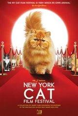 New York Cat Film Festival Large Poster