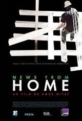 News from Home Movie Poster