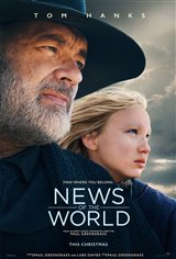 News of the World Movie Poster Movie Poster