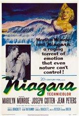 Niagara Large Poster
