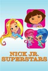 Nick Jr. Superstars Movie Poster
