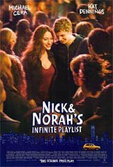 Nick & Norah's Infinite Playlist Movie Poster Movie Poster