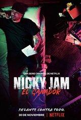 Nicky Jam: El Ganador (Netflix) Movie Poster