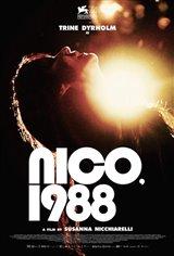 Nico 1988 (v.o.s.-t.f.) Affiche de film