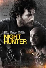 Night Hunter Movie Poster Movie Poster