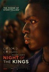 Night of the Kings Affiche de film