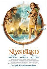 Nim's Island Movie Poster Movie Poster