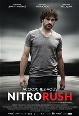 Nitro Rush Affiche de film