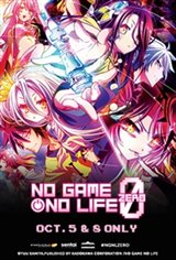 No Game, No Life Zero Large Poster