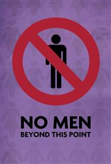 No Men Beyond This Point Large Poster