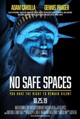 No Safe Spaces Movie Poster