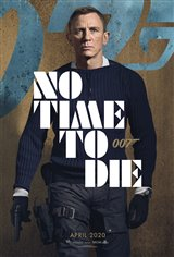 No Time to Die Affiche de film