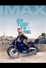 No Time to Die: The IMAX Experience Movie Poster