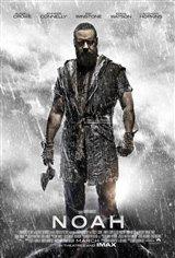 Noah (2014) Movie Poster Movie Poster