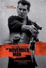 Nom de code : Novembre Affiche de film