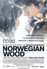 Norwegian Wood Movie Poster Movie Poster