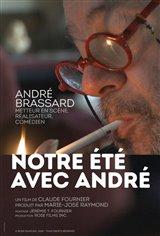 Notre été avec André Affiche de film