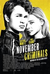 November Criminals Large Poster