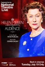NT Live: The Audience 2016 Encore Movie Poster