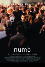 Numb (2008) Movie Poster Movie Poster