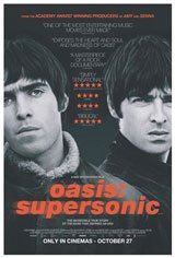 Oasis: Supersonic Large Poster